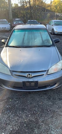 2005 Honda Civic Greenbelt