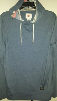 NEW Quiksilver Hoodie/Pullover