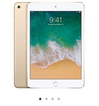 I pad mini 4 gold 16 gb  Ottawa