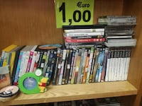 lotto di film in DVD assortiti Milan