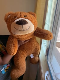 Brand New Teddy Bear (NEVER BEEN USED) Mississauga, L5N 6Z2