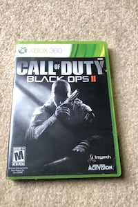 COD: Black Ops II for Xbox 360 Chantilly, 20152