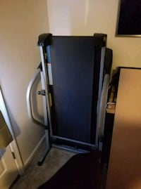 black and gray automatic treadmill Fort Meade, 20755