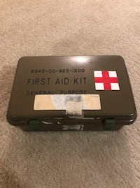 Military First Aid Kit Frederick, 21704