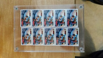 United States Commemorative Postage Stamps