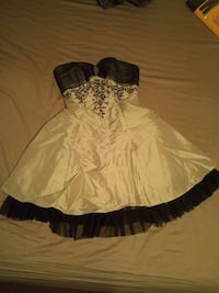 Short prom dress, great condition! Calgary, T2P 1P5