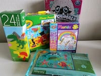 Puzzles And Hatchimal Game Vancouver, 98682