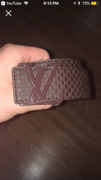brown Louis Vuitton leather wallet Surrey, V3W 3L1