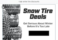 New tires from 149$ including installation  Richmond Hill, L4C 5R5