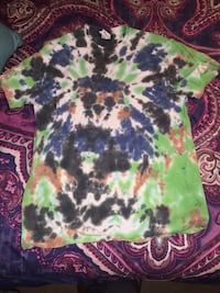 Medium Tie-Dye T-Shirt Chattanooga, 37421