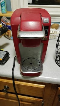 red and gray Keurig coffeemaker Greensboro, 27406