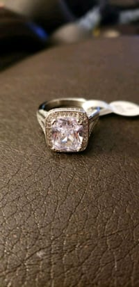 Real 925 Silver Ring for Women