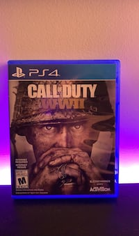 Call Of Duty WWII PS4 Guelph, N1C 1C8