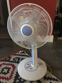 Mitsubishi Japanese room fan, super quiet mode, auto on/off timer. Works great, US wall outlet! Portland, 97209