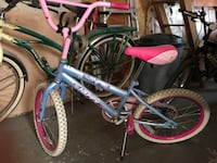 Children's pink and white bicycle Toronto, M6L