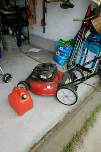 red and black push mower Wilmington, 28409