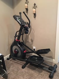 black and gray elliptical trainer Hallsville, 75650