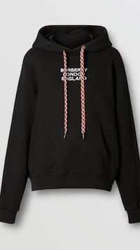 Burberry embroidered logo hoodie  Toronto, M6S 1R8