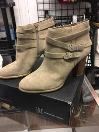 Brand new i-n-c shoes size 12 price negotiable.