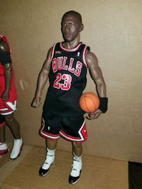 "Michael Jordan 12""inch figure (FIRM PRICE) Toronto, M1L 2T3"