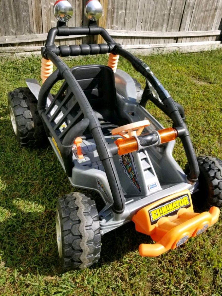 Photo Power wheel eliminator 12v truck
