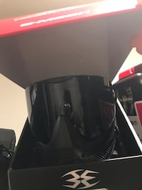 Empire black one way lense full airsoft mask (related to dye) anti fog lense never been used definitely worth all the money I spent on it and comes with box retail $125 Villa Park, 92861