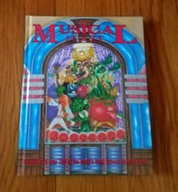 95 Musical Feast Hard Cover Cook Book. Stoughton, 02072