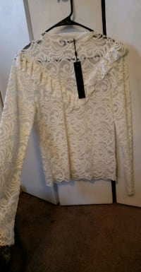 White shirt from Buckle, new  El Paso, 79922