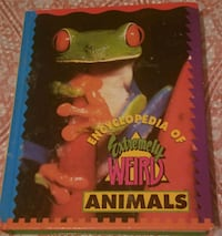 The Encyclopedia of Extremely Weird Animals [Book]