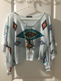 QEO LONDON PONCHO  Toronto, M6S