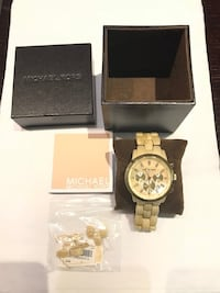 Brand New Michael Kors Women Watch Fairfax, 22035