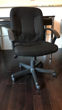 Black Office Desk Chair  New York, 10001