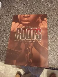 Roots 30th anniversary edition book