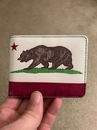 California Men's Wallet Rancho Cordova, 95670
