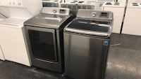 gray and black top-load clothes washer Toronto, M3J