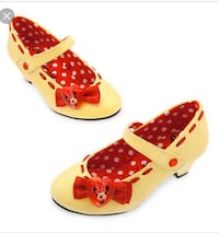 DISNEY Minnie Mouse Shoes: Size 9/10 (3-4 years old) Toronto, M6G