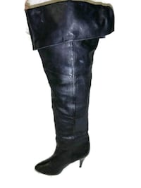 100 percent Leather hip boots size 7 1/2 Henderson, 89052
