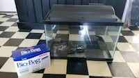 Complete10 gallon fish tank with self feeder Brooklyn, 11229