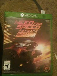 Need for Speed Rivals Xbox 360 game case Duluth, 55806