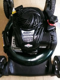 Brand new Push Mower 549 mi