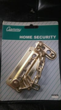 Brand New Home Security Chain Lock