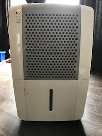 white and black portable air cooler Bedford, B4A 1S4