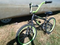 black and green BMX bike Moscow Mills, 63362