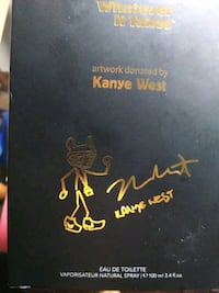 KANYE WEST WHATEVER IT TAKES 3.4oz Elmwood Park, 60707