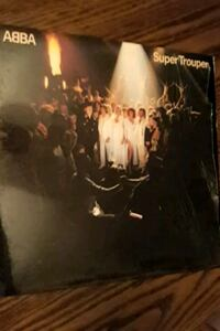 "Abba ""Super Trouper"" vinyl album 72 km"