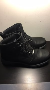 Rockport Boots, All-Black (Size 10.5) Manassas, 20112