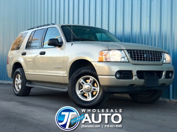 """2004 Ford Explorer 114"""" WB 4.0L XLT *CARFAX *3rd Row *Runs Great*113K Miles *No Payments"""
