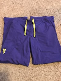 blue and green Nike shorts Story City, 50248