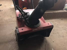 Snowblower good condition
