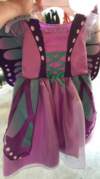 Butterfly costume one time used  Irving, 75050